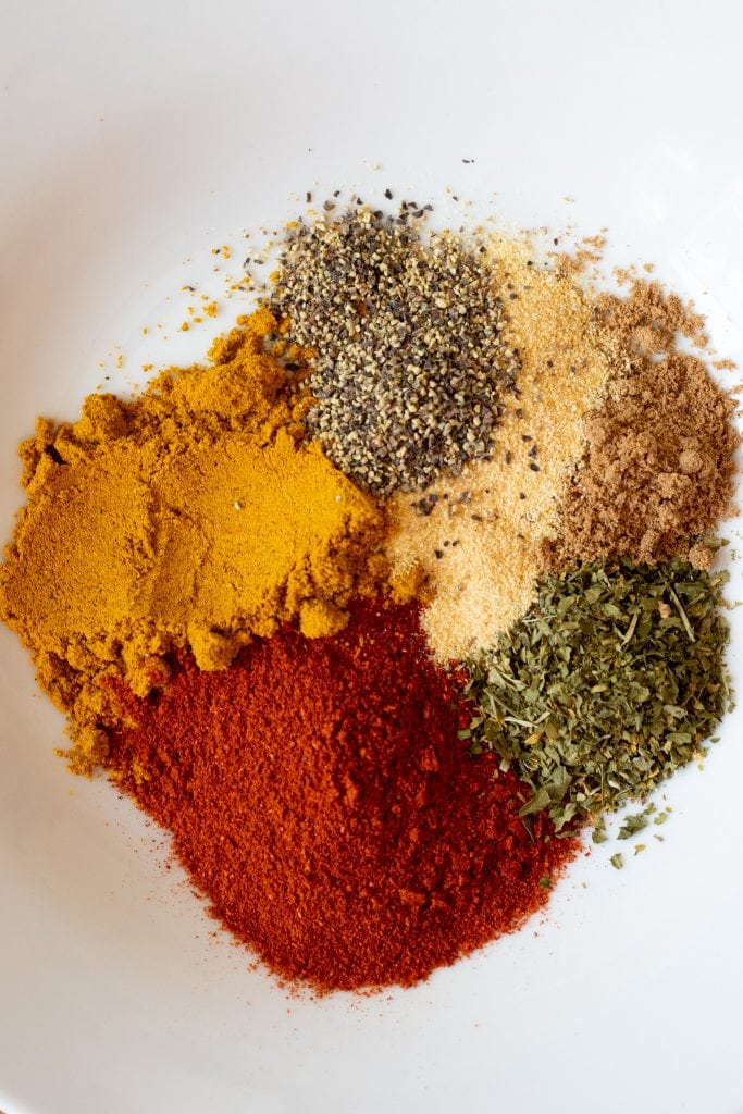 spice blend for butter chicken recipe