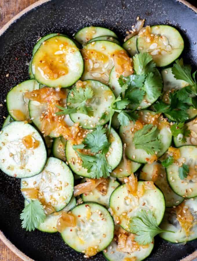 Vegan Side Dish Recipes.